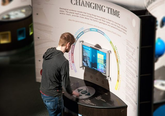digital interactive game exhibit for museum - immersive digital interactive experience - media - interactive apps for museums - exhibits - galleries - interpretive centres